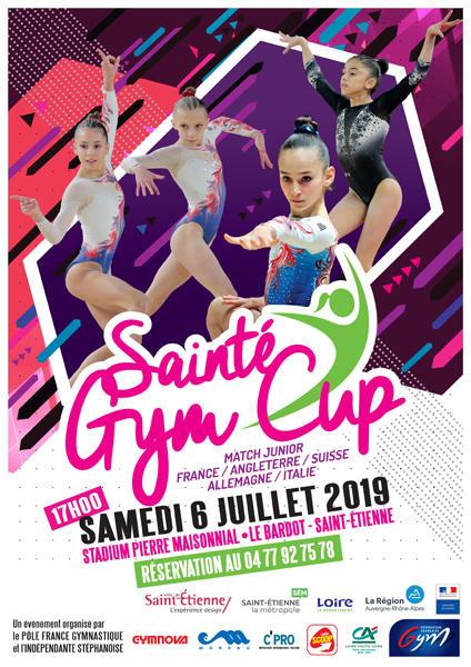 a Sainte-Gym-Cup
