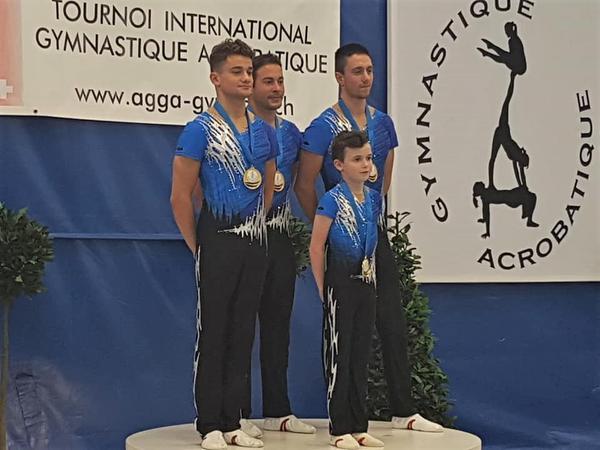 Acro Cup 2018 Quatuor