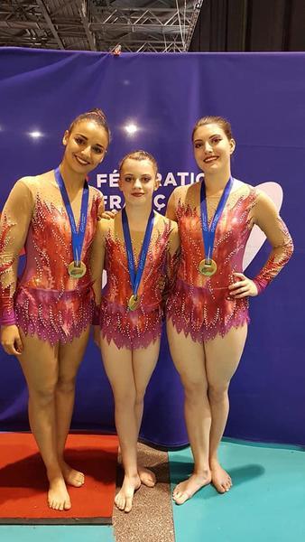 GAC Trévoux Trio