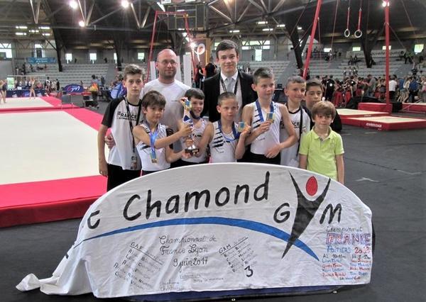 St Chamond Gym